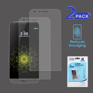 Anti-Glare Clear Screen Protector for LG G5 - Twin Pack
