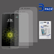 Crystal Clear Screen Protector for LG G5 - Three Pack