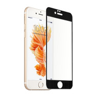 Premium Tempered Glass Screen Protector for iPhone 6 / 6S - Silk Black