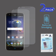 Anti-Glare Clear Screen Protector for ZTE Grand X 3 / Warp 7 - Twin Pack