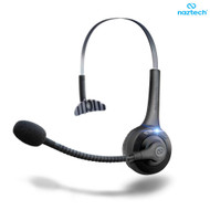 Naztech Elite N760 Bluetooth Over-the-Head Multi-Point Headset