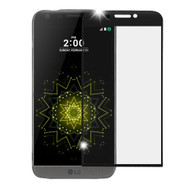 *SALE* Curved Coverage Premium Tempered Glass Screen Protector for LG G5 - Black