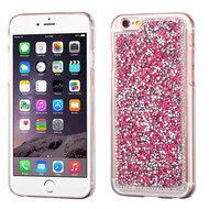 Desire Bling Bling Crystal Cover for iPhone 6 Plus / 6S Plus - Rhinestones Hot Pink