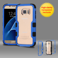 *Sale* TUFF Vivid Hybrid Armor Case for Samsung Galaxy S7 - Blue