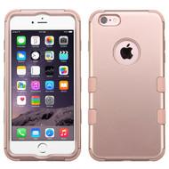 Military Grade TUFF Hybrid Case for iPhone 6 Plus / 6S Plus - Rose Gold 086