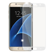 3D Curved Full Coverage Premium Tempered Glass Screen Protector for Samsung Galaxy S7 Edge - Clear