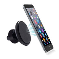 Premium Air Vent Magnetic Car Mount Holder - Black