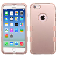 Military Grade TUFF Hybrid Case for iPhone 6 / 6S - Rose Gold 086