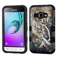 *SALE* Military Grade TUFF Image Hybrid Armor Case for Samsung Galaxy Amp 2 / Express 3 / J1 (2016) - Tree