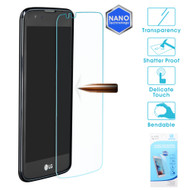 Nano Technology Flexible Shatter-Proof Screen Protector for LG K10 / Premier LTE