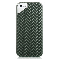Platinum Lux Jacket Case for iPhone SE / 5S / 5 - Diamond Plate