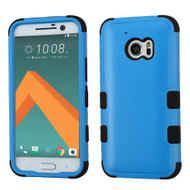 *Sale* Military Grade TUFF Hybrid Armor Case for HTC 10 - Blue