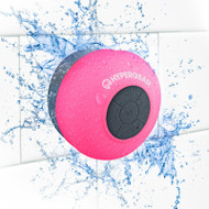 HyperGear H2O Water Resistant Bluetooth Wireless Speaker - Hot Pink