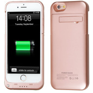 *SALE* Quantum Energy Battery Charger Case 3200mAh for iPhone 6 / 6S - Rose Gold