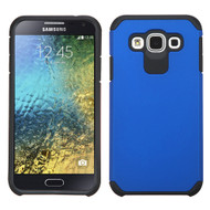 *Sale* Hybrid Multi-Layer Armor Case for Samsung Galaxy E5 - Blue