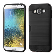 *Sale* Card To Go Hybrid Case for Samsung Galaxy E5 - Black