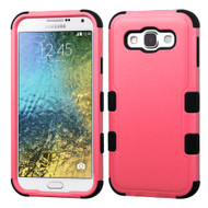 *Sale* Military Grade TUFF Hybrid Armor Case for Samsung Galaxy E5 - Pink