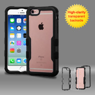 TUFF Vivid Hybrid Armor Case for iPhone 6 / 6S - Black