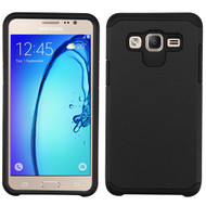 *Sale* Hybrid Multi-Layer Armor Case for Samsung Galaxy On5 - Black