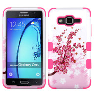 Military Grade TUFF Image Hybrid Armor Case for Samsung Galaxy On5 - Spring Flowers