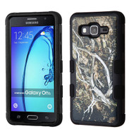 Military Grade TUFF Image Hybrid Armor Case for Samsung Galaxy On5 - Tree