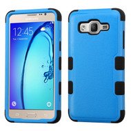 *Sale* Military Grade TUFF Hybrid Armor Case for Samsung Galaxy On5 - Blue
