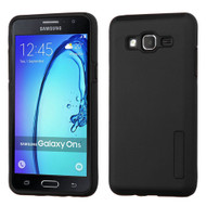 Pro Shield Hybrid Armor Case for Samsung Galaxy On5 - Black