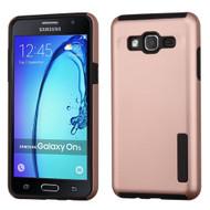 Pro Shield Hybrid Armor Case for Samsung Galaxy On5 - Rose Gold
