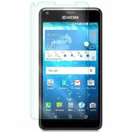 *SALE* Premium Round Edge Tempered Glass Screen Protector for Kyocera Hydro Reach / Hydro Shore / Hydro View
