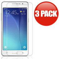 *SALE* HD Premium Round Edge Tempered Glass Screen Protector for Samsung Galaxy Grand Prime - 3 Pack
