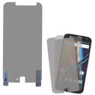 Crystal Clear Screen Protector for Motorola Moto G4 / G4 Plus - Twin Pack