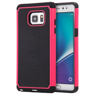 TotalDefense Hybrid Case for Samsung Galaxy Note 7 - Hot Pink