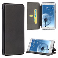 Splendid Series Leather Hard Cover Flip Case for Samsung Galaxy Note 7 - Black