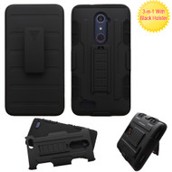 *SALE* Robust Armor Stand Protector Cover with Holster for Zmax Pro / Grand X Max 2 / Imperial Max / Max Duo 4G - Black