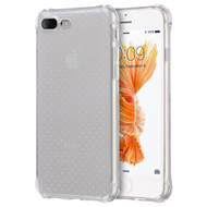 Atom Shockproof Crystal TPU Case for iPhone 7 Plus - Clear