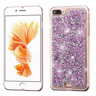 Desire Bling Bling Crystal Cover for iPhone 8 Plus / 7 Plus - Rhinestones Purple