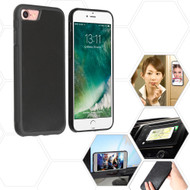 *Sale* Magic Adhesive Hybrid Protector Case for iPhone 8 / 7 - Black