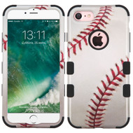 Military Grade TUFF Image Hybrid Armor Case for iPhone 8 / 7 - Baseball