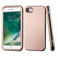 Verge Hybrid Case for iPhone 8 / 7 - Rose Gold