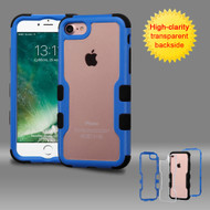 TUFF Vivid Hybrid Armor Case for iPhone 8 / 7 - Blue