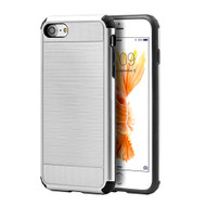 *Sale* Silkee Hybrid Armor Case for iPhone 8 / 7 - Silver