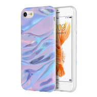 *SALE* Marble TPU Case for iPhone 8 / 7 - Blue Purple