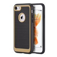 *Sale* Protek Premium Brushed TPU Case for iPhone 7 - Gold