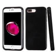Verge Hybrid Case for iPhone 8 Plus / 7 Plus - Jet Black