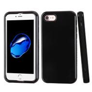 *Sale* Verge Hybrid Case for iPhone 8 / 7 - Jet Black