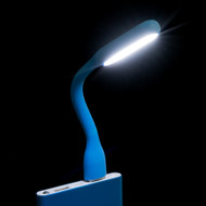 Portable USB LED Light - Blue