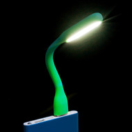 Portable USB LED Light - Green