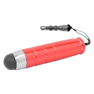 Bullet Capacitive Stylus - Red