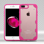 Challenger FreeStyle Hybrid Case for iPhone 8 Plus / 7 Plus - Hot Pink