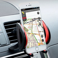 Air Vent Car Mount Cradle Holder - Black